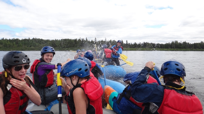 Badger Chute Rafting - August 8, 2015 011