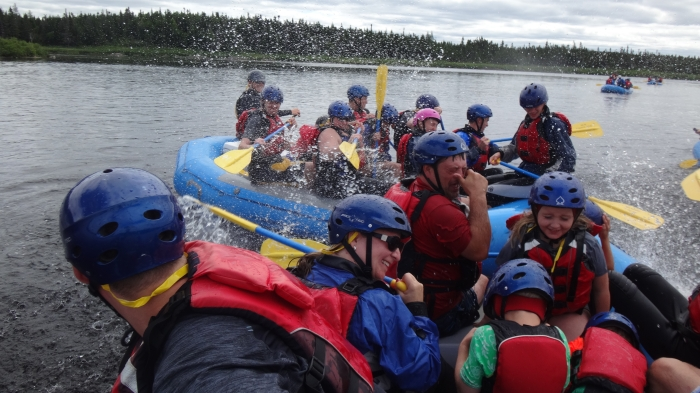 Badger Chute Rafting - August 8, 2015 233