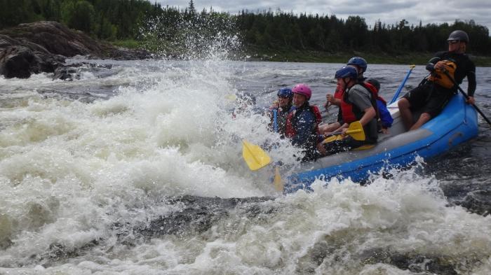 Badger Chute Rafting - August 8, 2015 305
