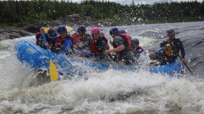 Badger Chute Rafting - August 8, 2015 312